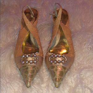 Vintage J. Renee unique heels size 12